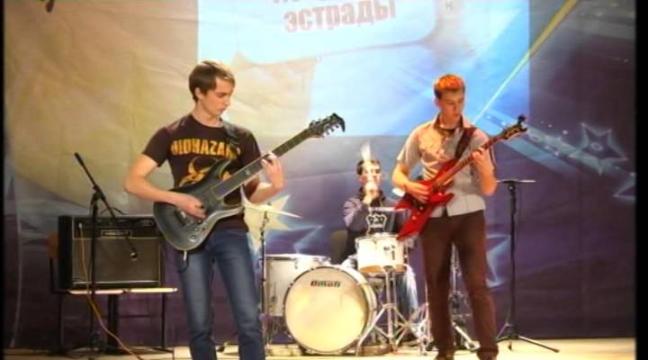 Посвящение в студенты-2015 («Красная Площадь, 7»)
