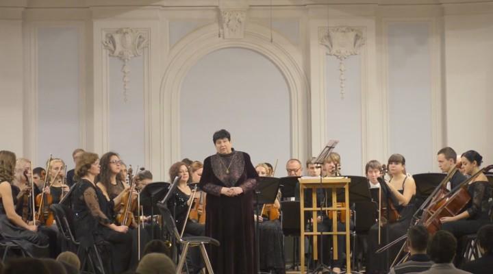 Концерт Молодежного симфонического оркестра в Москве